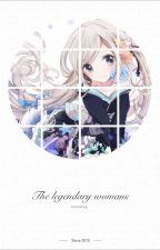 legendary womans by minali2311