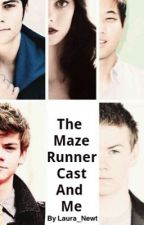 The Maze Runner Cast And Me (Thomas Brodie Sangster FanFiction) by Laura_Newt