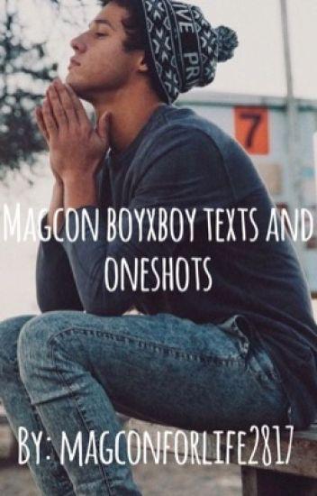 Magcon boyxboy texts/ oneshots