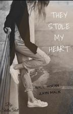 They stole my heart || n.h / z.m by StellaStell
