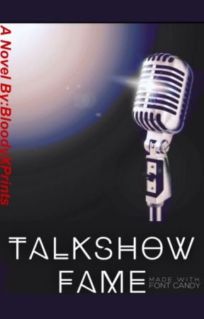 Talkshow Fame by inthegenes