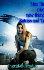 Max Ride meets new friends: Katniss and Tris (Maximum Ride crossover) by WrittenByIACustodio