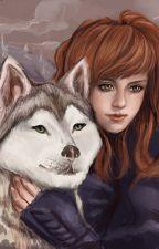 A garota metade lobo by JenniferIara