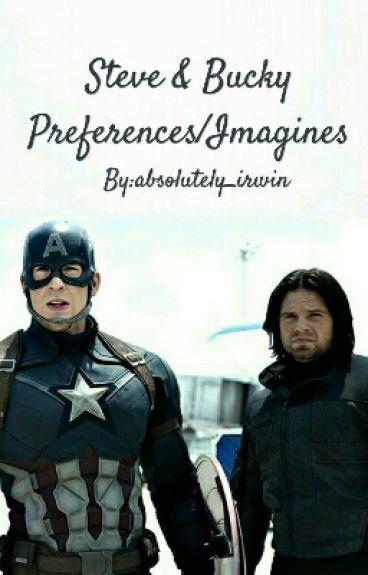 Steve & Bucky||Prefs/Imagines