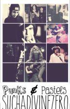Punks & Pastels (kellic) by suchadivinezero