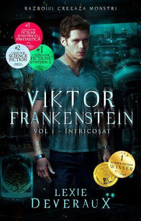 Viktor Frankenstein :: Mereu și pentru totdeauna by selkkiez