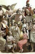 Greek Gods by KelpieHorse