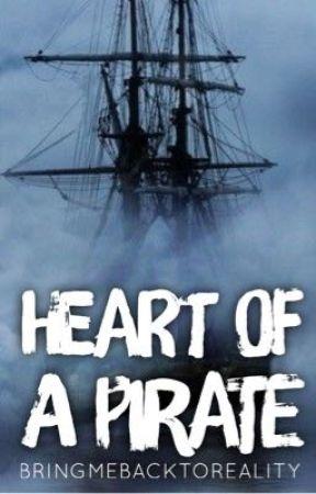 Heart of a Pirate by Bringmebacktoreality