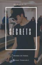 ➳ SECRETS: MARIO BAUTISTA. T2. by SharryD_