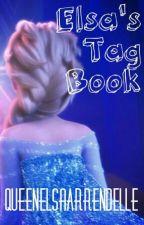 Elsa's Tag Book by QueenElsaArrendelle