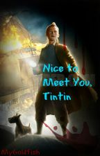 Nice to Meet You, Tintin (Tintin x Reader) by MyGoldfish