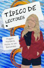 Típico De Lectores. by waIkerzayn