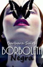 Borboleta Negra by SalesBabi