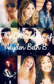• The Characters of the Hayden Beth B.   • by haydenbethy