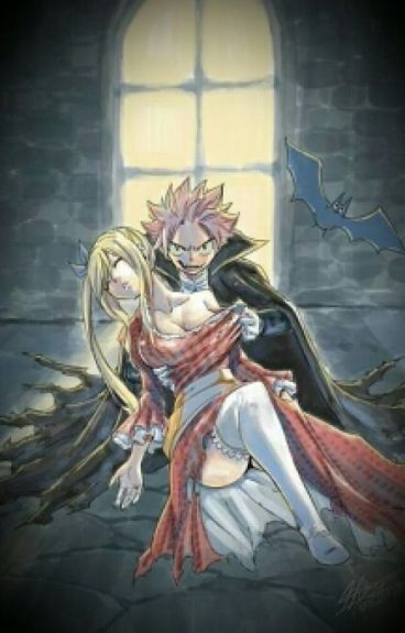 Welcome to my vampire house !( nalu oneshot )
