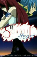My Scarlet Heart {A Fairy Tail Jerza Fan Fiction} by Imagine_Catastrophe