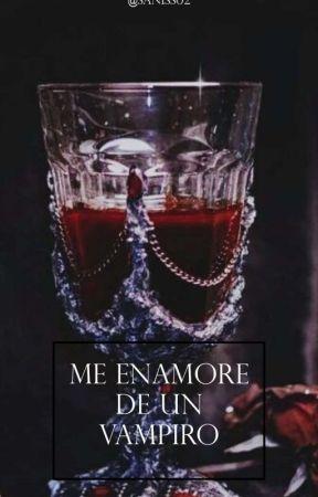 Me Enamore De Un Vampiro (Mario Bautista) by Saniss02