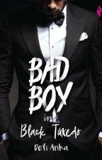 Bad Boy in Black Tuxedo by heyitsdeff