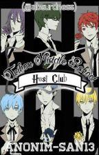 Teikou Middle School Host Club! [GoM x Harem!Reader] by absurdness