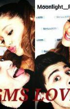 SMS LOVE (Ariana Grande, Zayn Malik) by __ANA__ROMANOVA__
