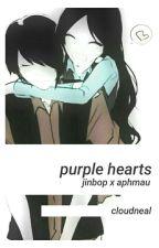 Purple Hearts [#JINMAU FANFIC] by cloudneal