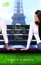 Un beso en París- Stephanie Perkins by evelopez17