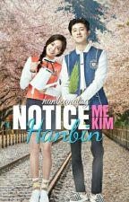 Notice Me, Kim Hanbin! [iKON x Jisoo] by strkvelallen
