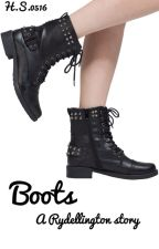 Boots|| Rydellington AU by HopeAndStar0516