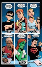 Young Justice Chatroom by GreenArcheress