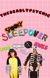 Spooky Sleepover (Frerard Oneshot) by thedeadlypsychic