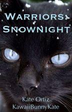 Warriors: Snownight by KawaiiBunnyKate