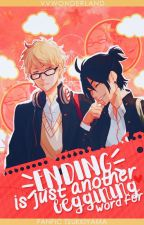 ❝Ending Is Just Another Word For Beginning❞[One-Shot Tsukishima x Yamaguchi] by VvWonderland