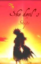 The she devil's ships - Fairy Tail - Nalu Gale Jerza Rowen Gruvia by Wildfirephoenix