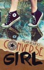 Converse Girl by barablaho