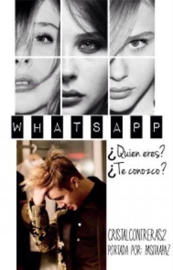 WhatsApp || Justin Bieber♥ (Terminado)