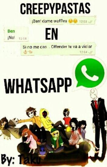 Creepypastas en ¡¿Whatsapp?!
