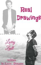 Real Drawings → Larry/ Ziall by Larry_Dreams_