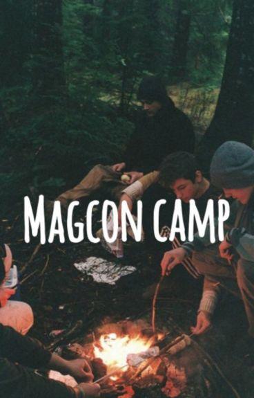 Magcon Camp [ EN CORRECTION ]