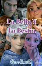 LA BELLA Y LA BESTIA (hiccelsa vs jelsa)/editando Los Horrores De Ortografia :v  by coroline31