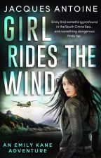 Girl Rides The Wind by hachiman