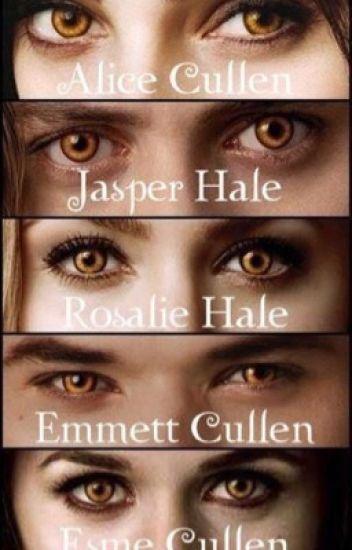 Twilight vampire preferences