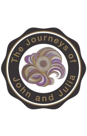 The Journeys of John and Julia: Between Worlds by aurelia_author