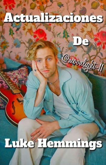 Actualizaciones de Luke Hemmings