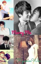 Marry me (Kyumin) by kyuminwoaini