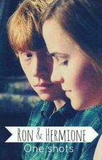 Ron y Hermione ~ One shots by Danna2202