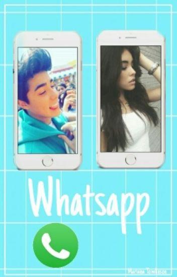 WhatsApp |Mario Bautista y tu| Adaptada.