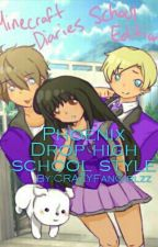 Phoenix Drop high school style by CRAZYFanGirlzz