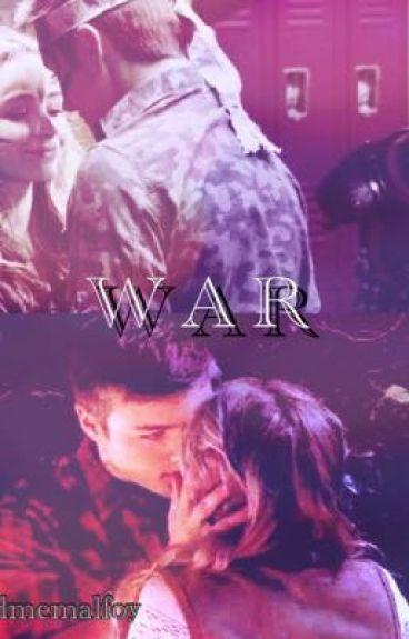War (A Lucas & Maya Fanfiction)