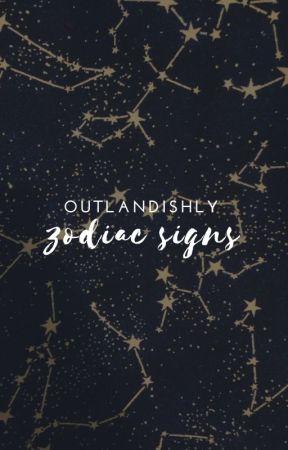 Zodiac Signs by apis_sum
