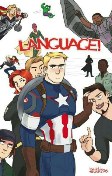 The Avengers: Texters, Assemble!